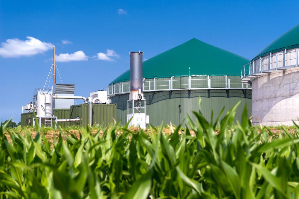 zbiornik do biomasy